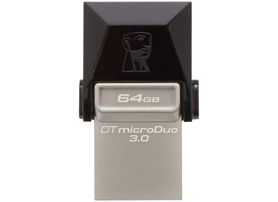 Kingston 64GB Flash Drive MicroDuo 3C USB3.1