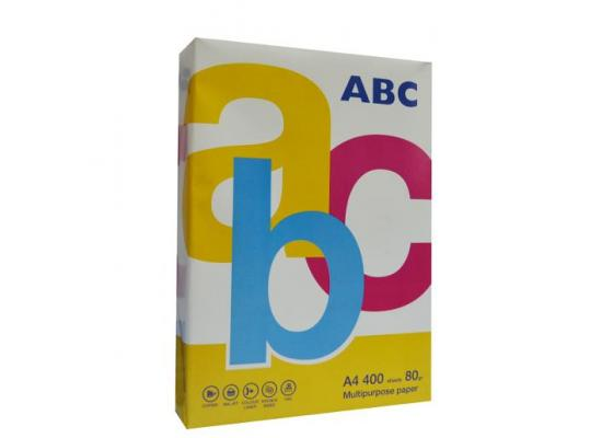 ABC Copy Paper A4 Pack of 400 80G