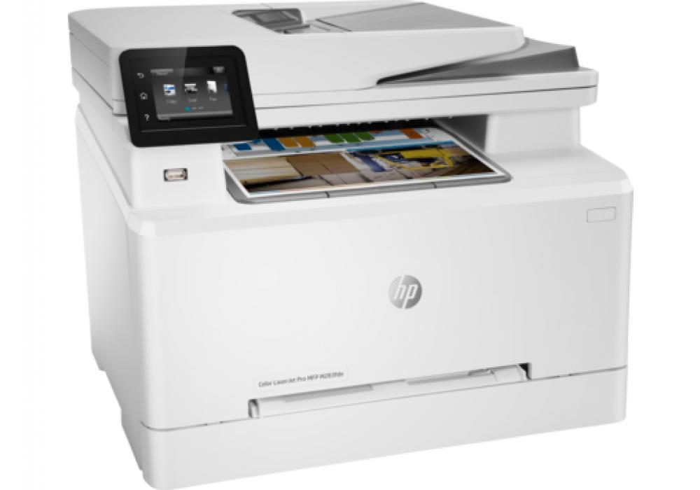 HP Color LaserJet Pro MFP M283fdn