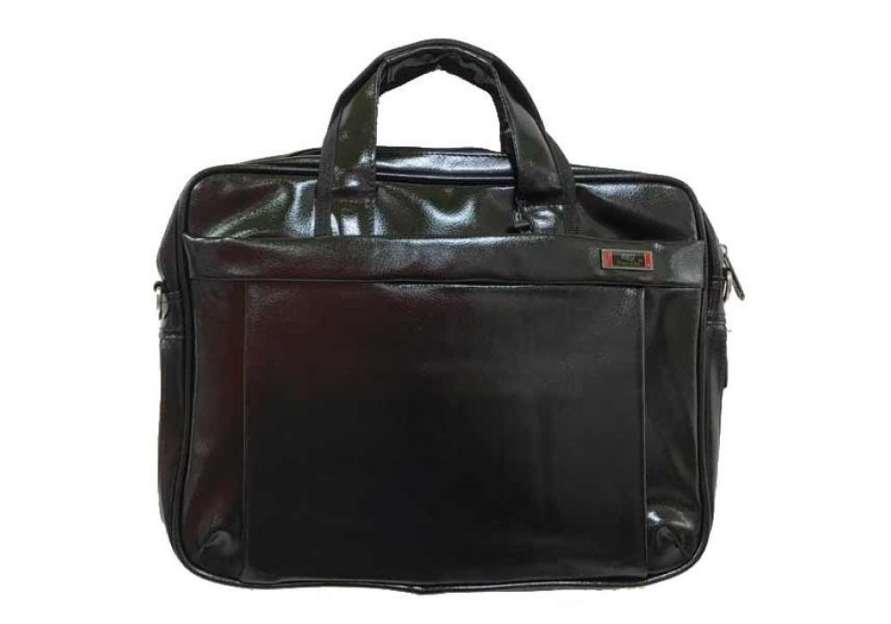 Laptop Carry Case Geludi 15.6  leather pu-1
