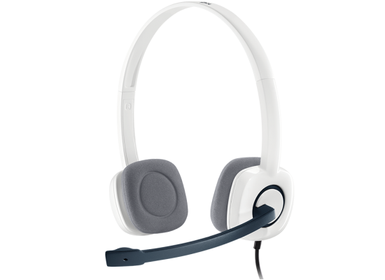 Logitech H150 Stereo Headset with Noise-Cancelling Mic