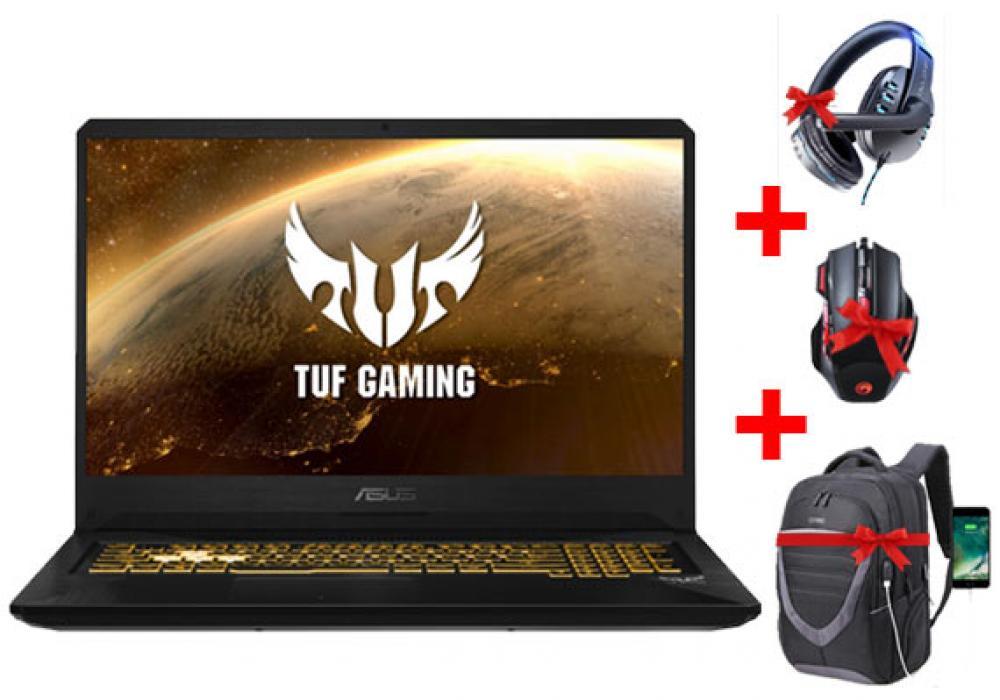 Laptop ASUS TUF Gaming FX505DV Ryzen 7 -RTX2060 6GB DDR6
