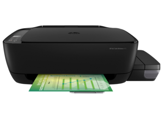 HP Ink Tank Wireless 415 Printer
