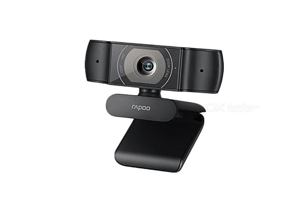 Rapoo C200 720p USB Black HD Webcam