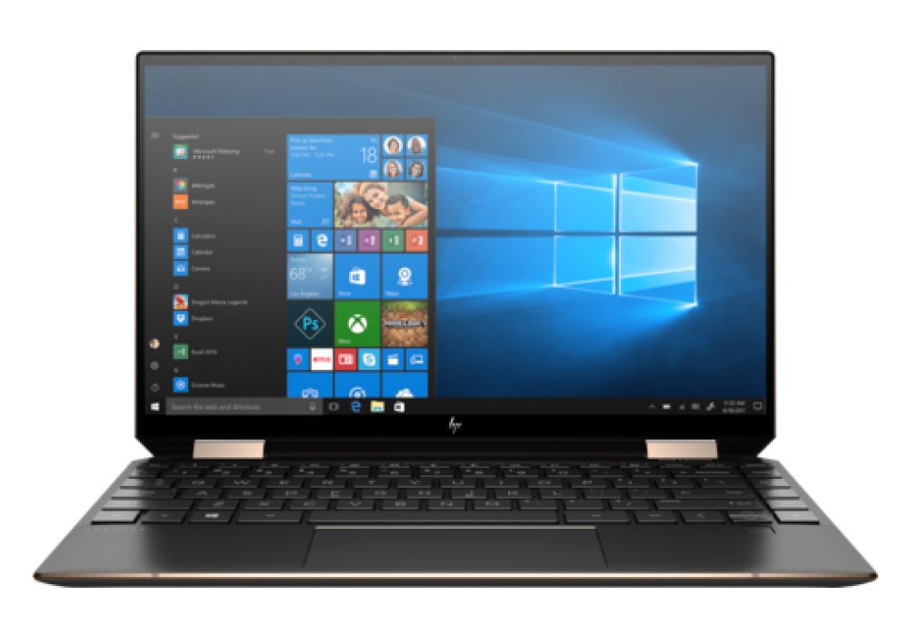HP Spectre x360 - 13-aw0002ne touch-Core i7 10th Generation