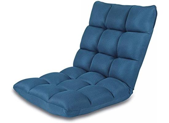 Floor Chair Padded Seat Adjustable ZS-02