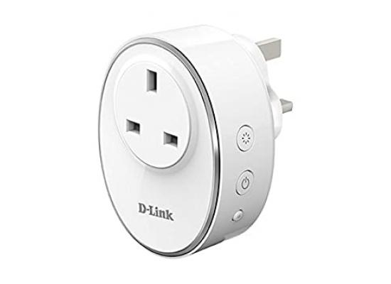 D-Link DSP-W115/B - Standard Wi-Fi Smart Plug Compatible with Alexa and Google Home