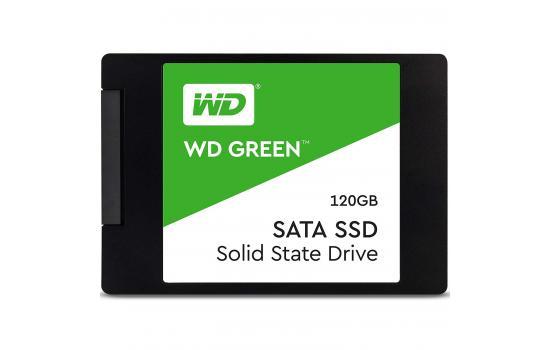"""WD Green SSD 120GB 2.5"""" Internal Solid State Drive - Sata"""