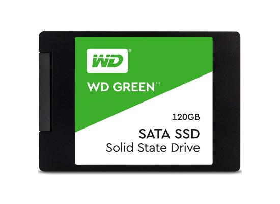 "WD Green SSD 120GB 2.5"" Internal Solid State Drive - Sata"