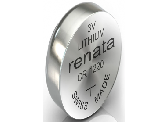 Renata Lithium  Battery CR1220