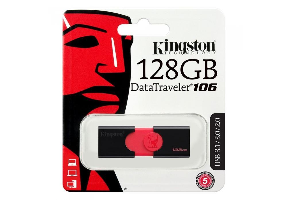 Kingston Flash 128GB DataTraveler 106