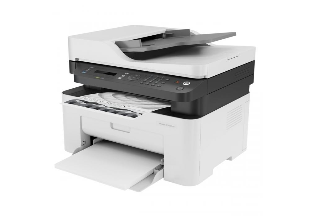 Printer HP Laser MFP 137fnw