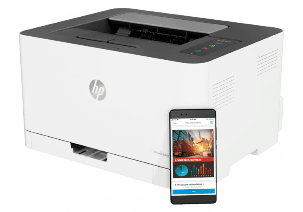 Printer HP Color Laser Wireless 150NW