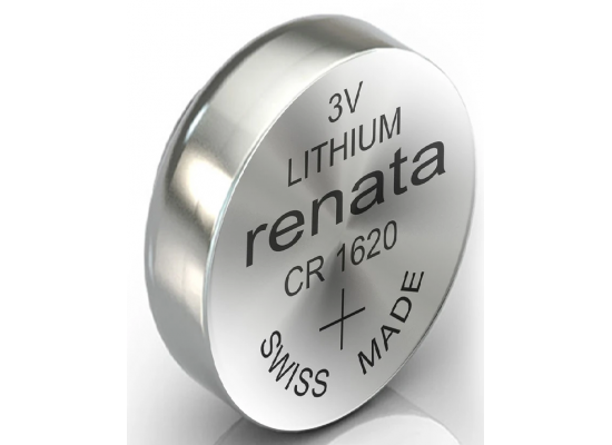 Renata Lithium  Battery CR1620
