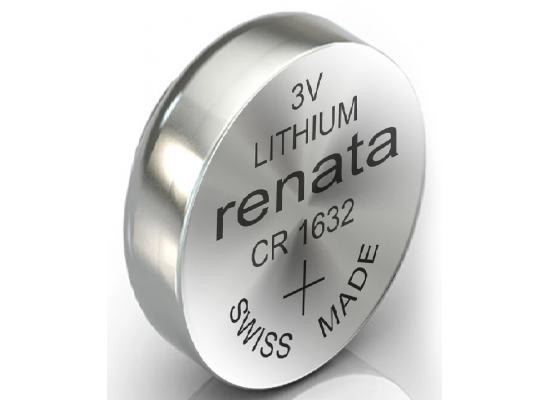 Renata Lithium  Battery CR1632