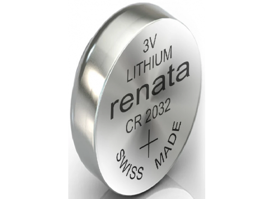 Renata Lithium  Battery CR2032