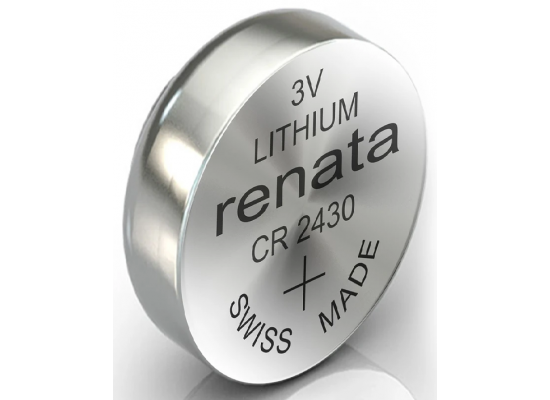 Renata Lithium  Battery CR2430N