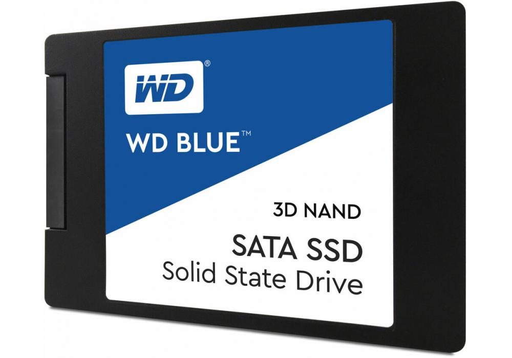 Western Digital WDS250G2B0A 250GB SSD Blue