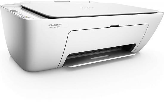 HP DeskJet 2620 All-in-One Printer WI-FI