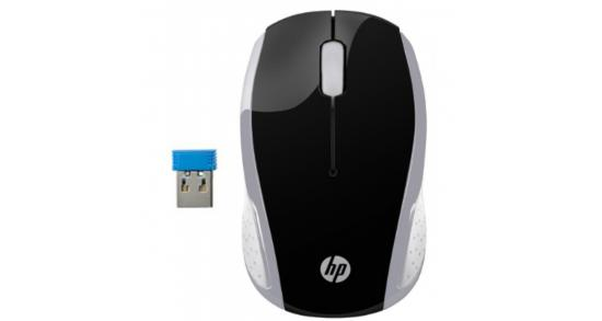 HP Wireless Mouse 200 Silver