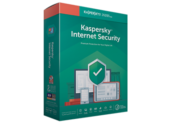 Kaspersky Internet Security 2019 2 Devices