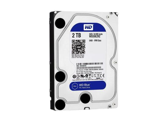 Internal WD Blue 2TB 5400RPM
