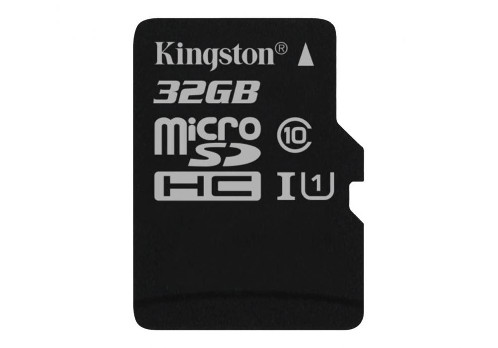 Kingston 32GB Memory Card