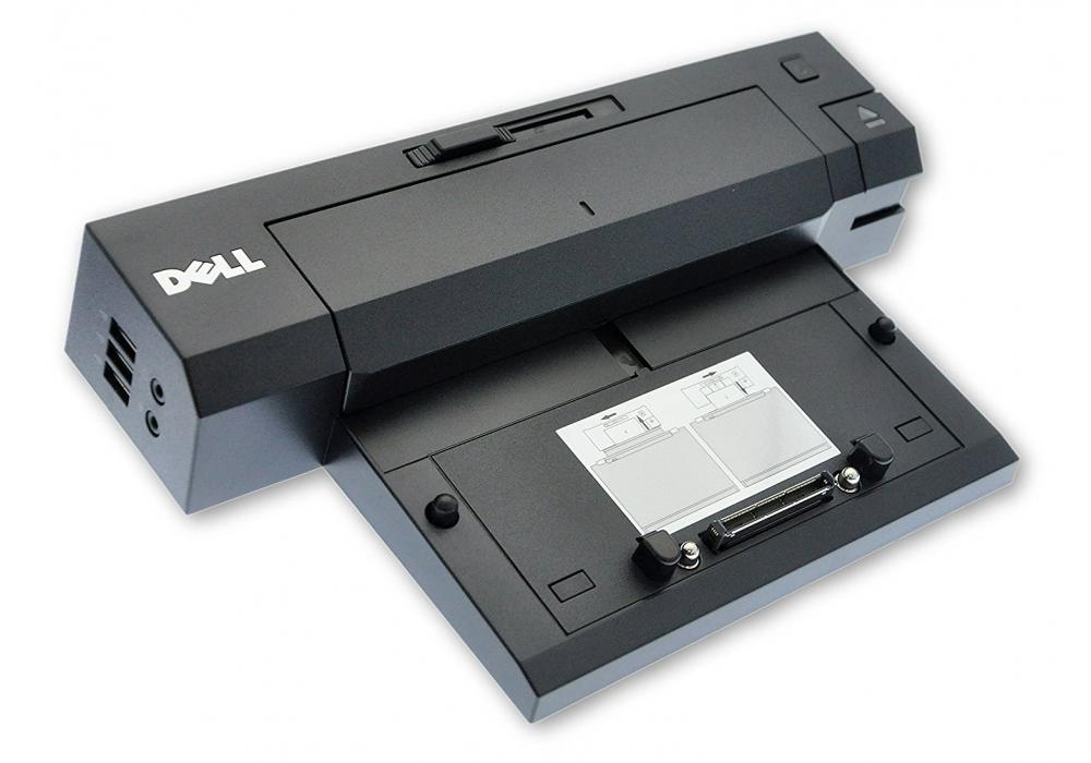 Docking Stations For Dell Latitude E-Port II Advanced Port Replicator 130w