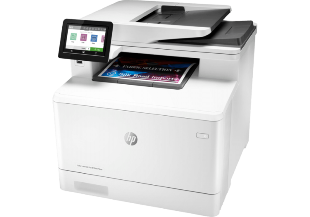 Printer HP Color LaserJet Pro MFP M479FNW