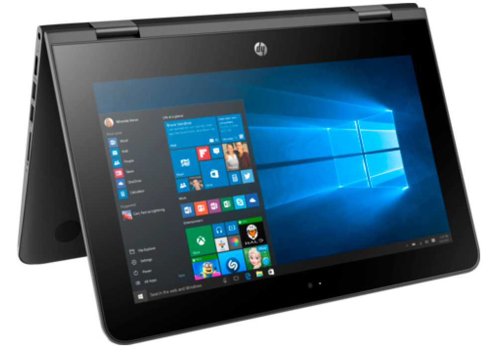 Laptop HP Stream x360 - 11-ab102ne