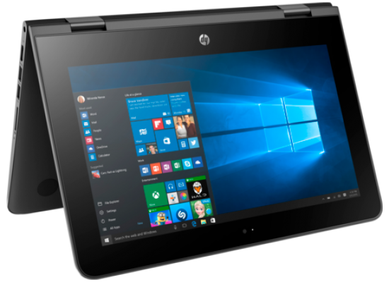 Laptop HP Stream x360 - 11-ab102ne