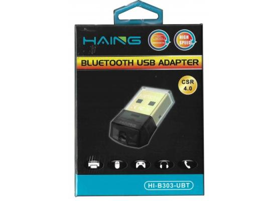 HAING Bluetooth USB Adapter