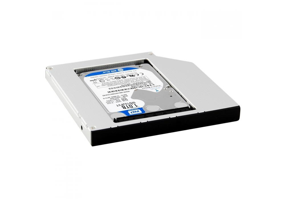 Caddy Adapter Ssd Hd SATA Hard Disk Drive 12mm