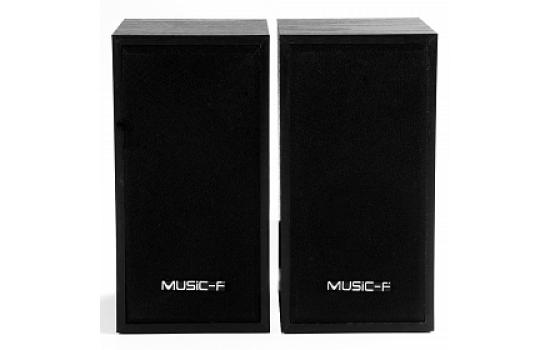 Speaker Music-F Mega Bass Multimedia