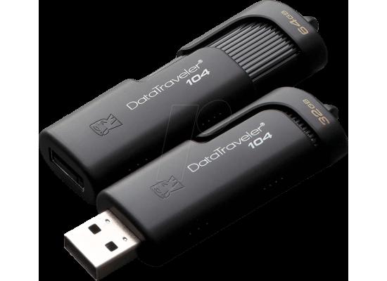Kingston Flash Data Traveler 104 32GB
