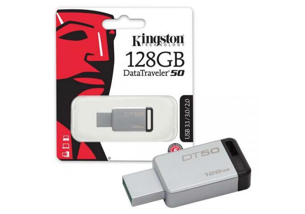 Kingston 128GB DT50 USB 3.1