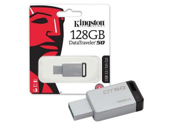 Kingston 128GB DT50 USB 3.1