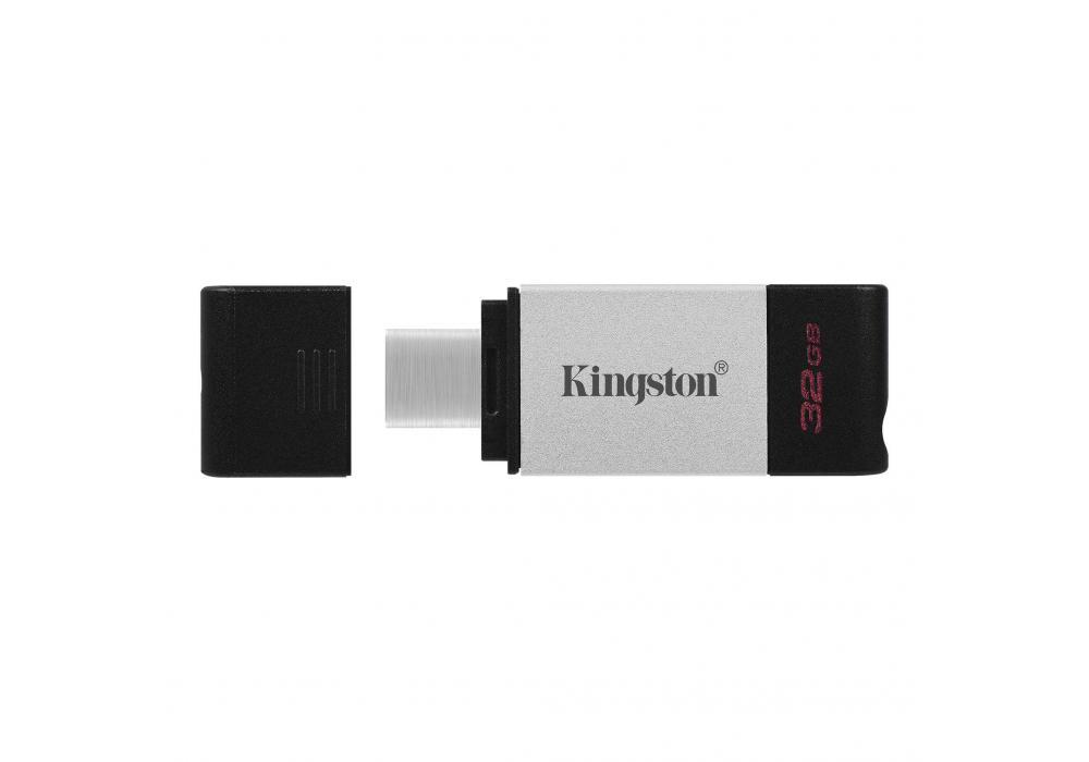 kingston flash 32GB USB-C 3.2 Gen 1 DataTraveler 80