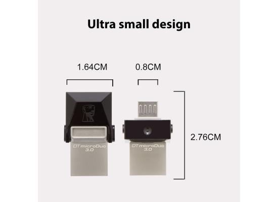 Kingston Flash 32GB USB 3.0 Flash Drive