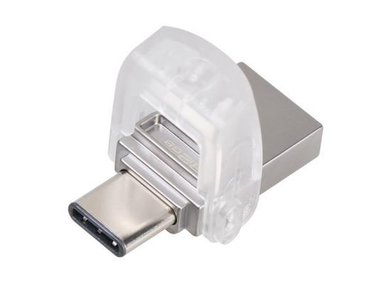 Kingston 32GB Flash Drive MicroDuo 3C USB3.1 To Type-C