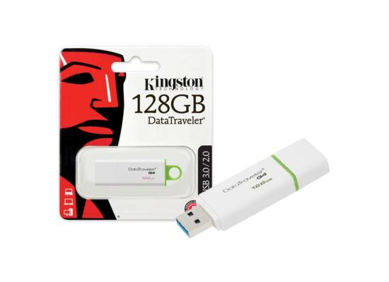 kingston flash 128GB USB 3.0 DataTraveler I G4