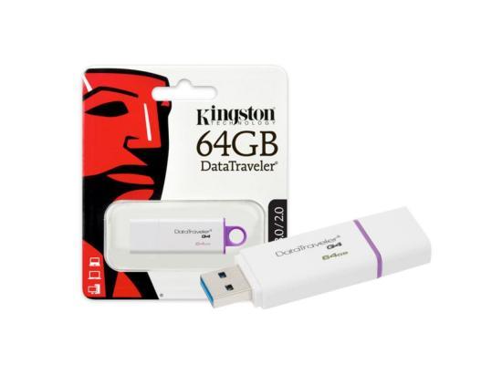 kingston flash 64GB USB 3.0 DataTraveler I G4