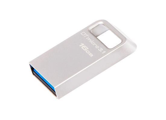 Kingston Flash 16GB Micro 3.1 Ultra-small Metal Case