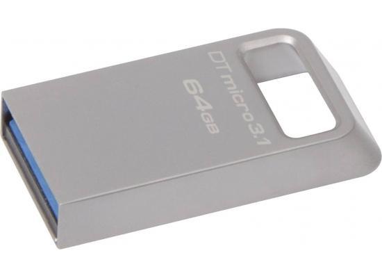 kingston flash 64GB Micro USB 3.1/3.0 Type-A metal ultra-compact drive