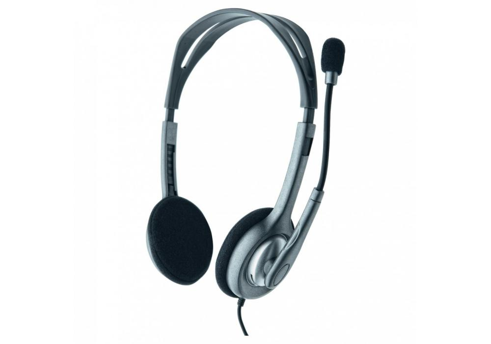 Headset Logitech with Microphone H110