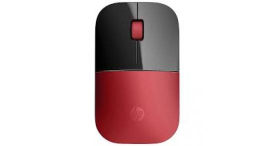 HP Wireless Mouse Z3700 Red