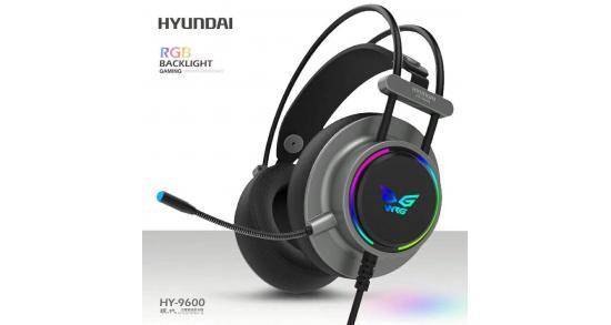 HYUNDAI HY-9600 Headset RGB Backlight Gaming
