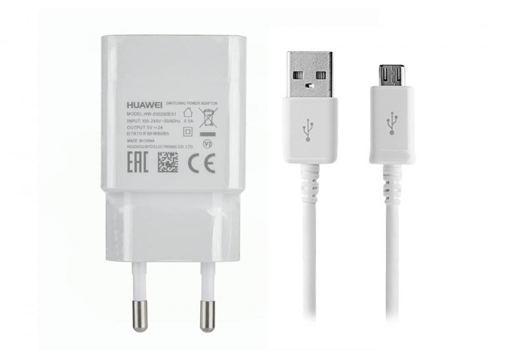 HUAWEI DAPTER + MICRO-USB Charger