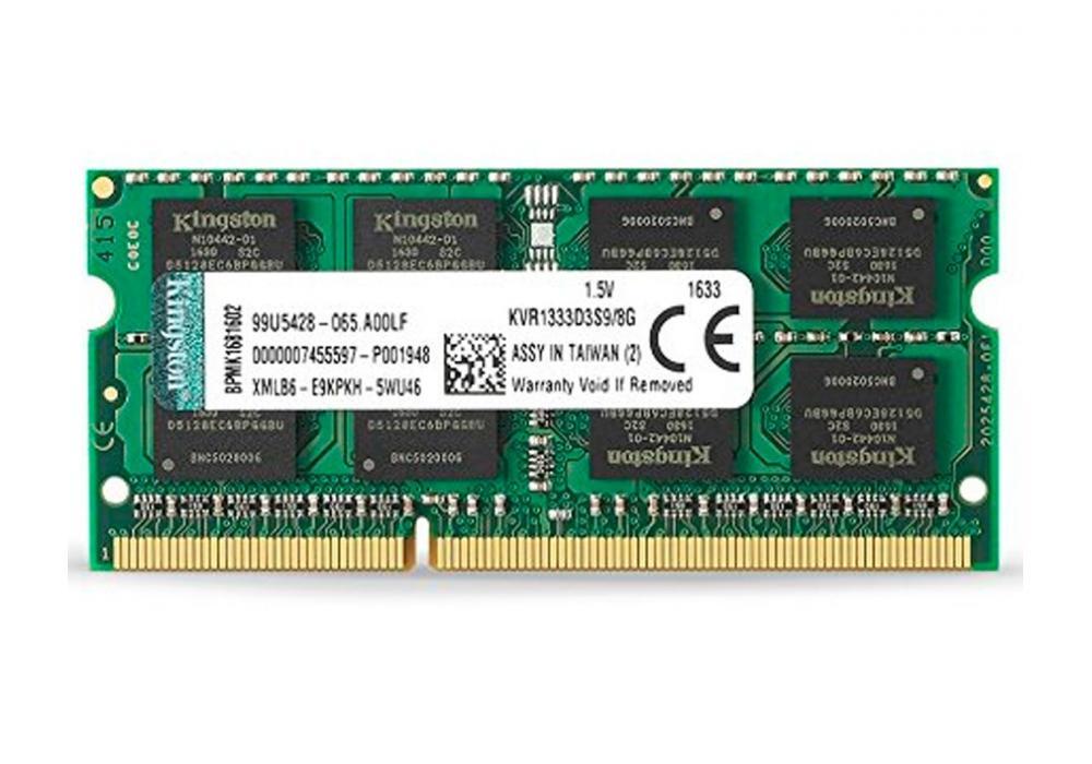 Ram kingston for Laptop 8GB DDR3 1333MHz