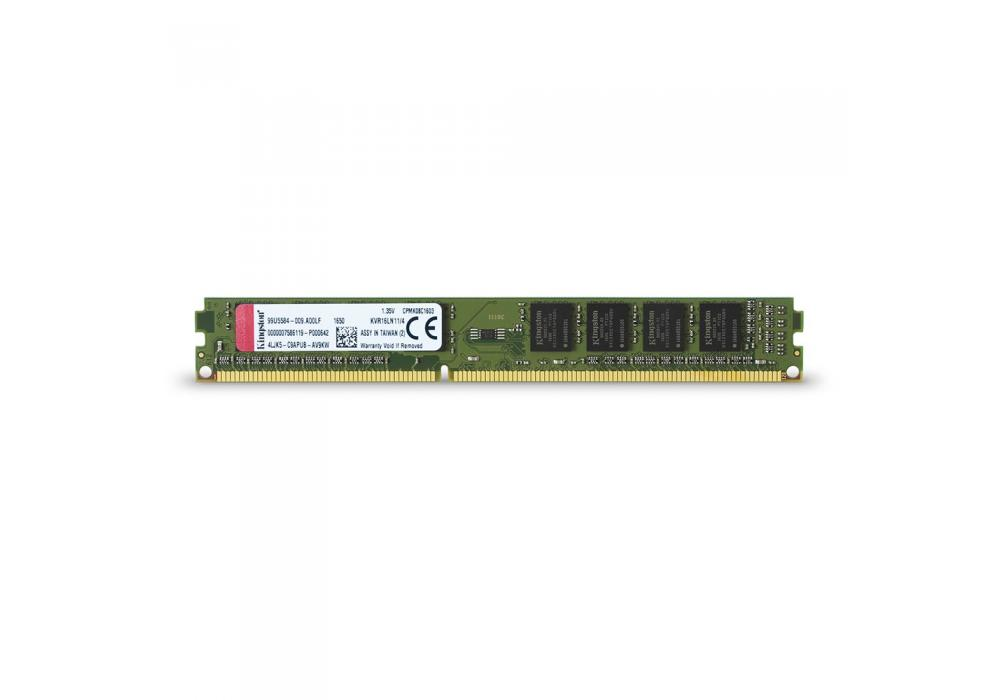 Kingston Ram 4GB 1600MHz 240-Pin DDR3L For Pc